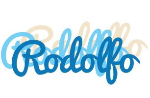 Rodolfo breeze logo