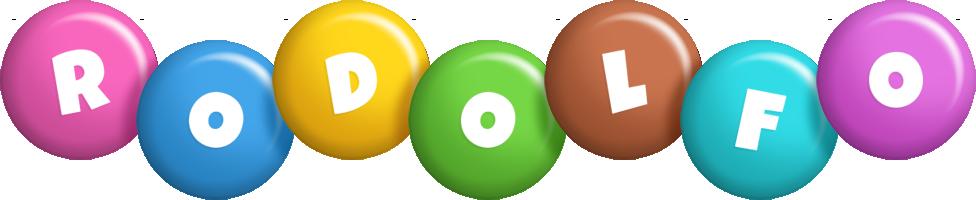 Rodolfo candy logo