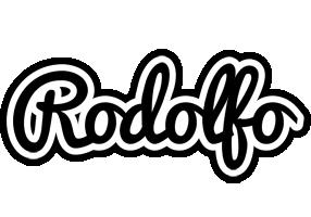 Rodolfo chess logo