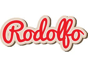 Rodolfo chocolate logo