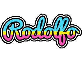 Rodolfo circus logo