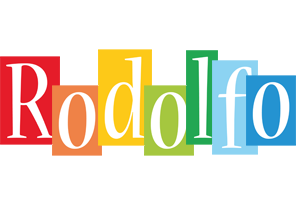 Rodolfo colors logo
