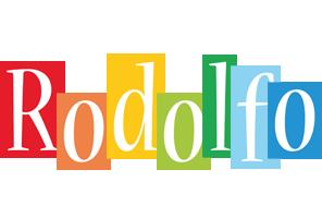 Rodolfo colors logo