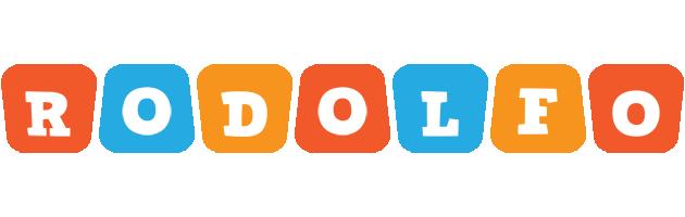 Rodolfo comics logo