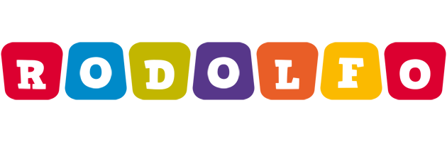 Rodolfo daycare logo