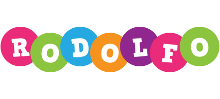 Rodolfo friends logo