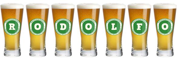 Rodolfo lager logo