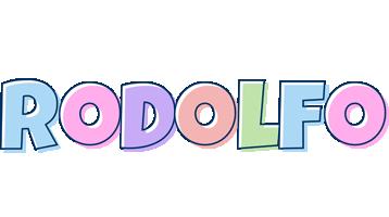 Rodolfo pastel logo