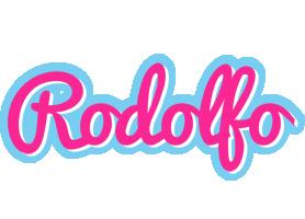 Rodolfo popstar logo