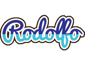 Rodolfo raining logo