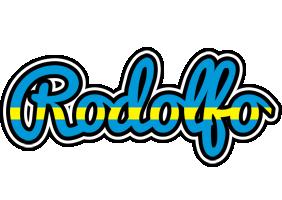 Rodolfo sweden logo