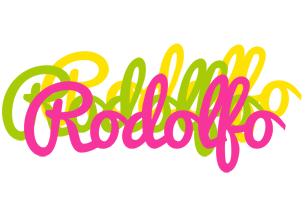 Rodolfo sweets logo
