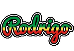 Rodrigo african logo