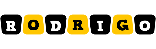 Rodrigo boots logo