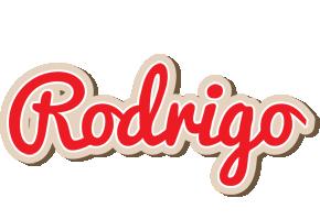Rodrigo chocolate logo
