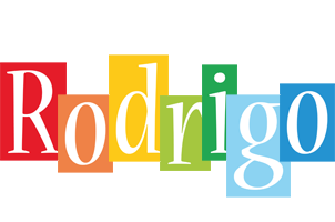 Rodrigo colors logo