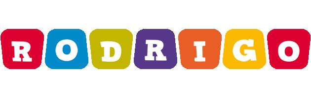 Rodrigo daycare logo
