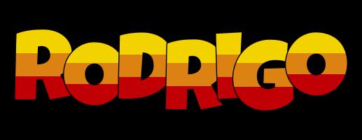 Rodrigo jungle logo