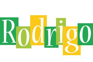 Rodrigo lemonade logo