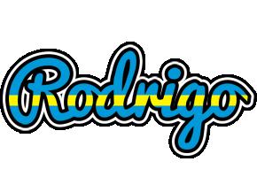 Rodrigo sweden logo