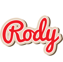 Rody chocolate logo