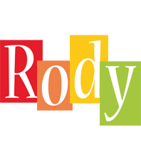 Rody colors logo