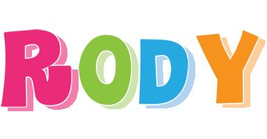 Rody friday logo