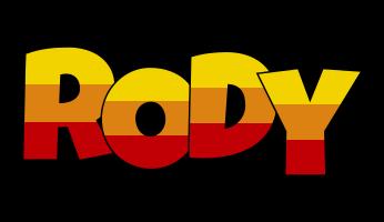 Rody jungle logo