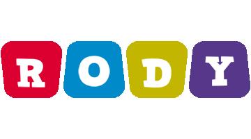 Rody kiddo logo
