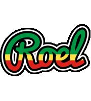 Roel african logo