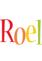Roel birthday logo