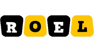 Roel boots logo