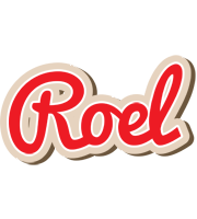 Roel chocolate logo