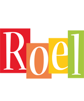 Roel colors logo