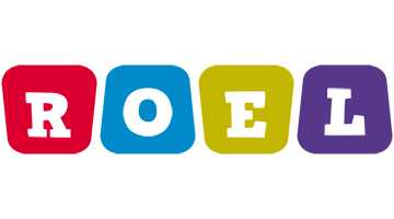 Roel daycare logo