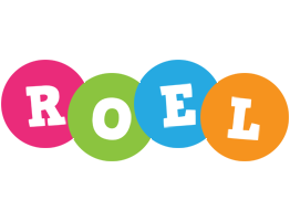 Roel friends logo