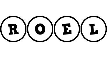 Roel handy logo