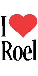 Roel i-love logo