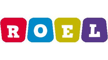 Roel kiddo logo