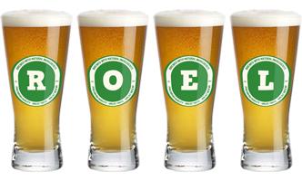 Roel lager logo