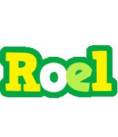 Roel soccer logo