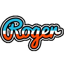 Roger america logo