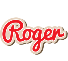 Roger chocolate logo