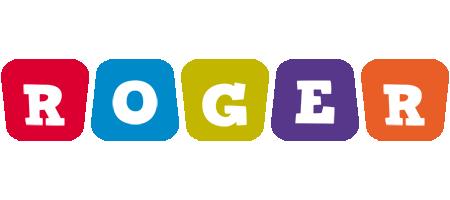 Roger daycare logo