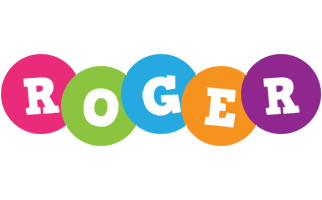 Roger friends logo