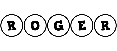 Roger handy logo