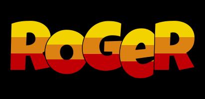 Roger jungle logo