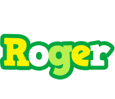 Roger soccer logo