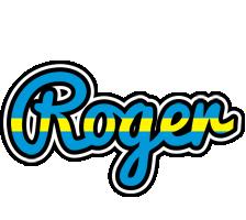 Roger sweden logo