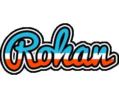 Rohan america logo